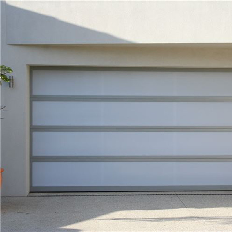 Smart light 1 - Aluminium with Perspex & Custom Garage Doors | Perth | Garage Door Industries