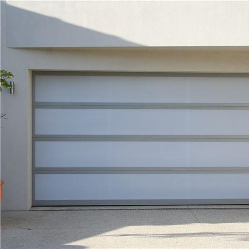 Smart light 1 - Aluminium with Perspex & Custom Garage Doors | Perth | Garage Door Industries
