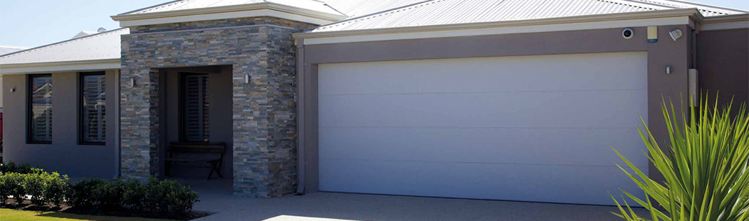 Image of Insulated Garage Door