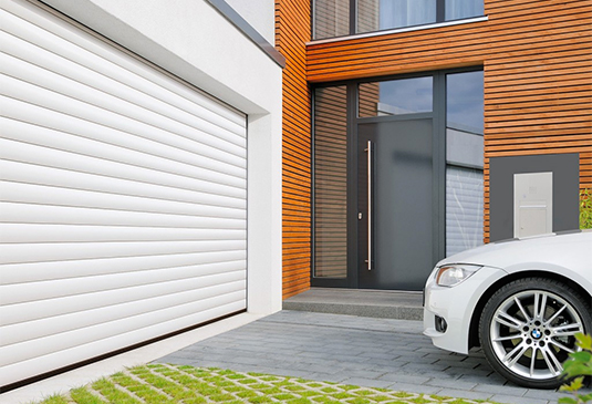 Image of Roller Garage Door